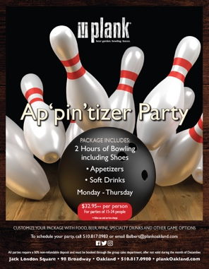 Ap'pin'tizer Party