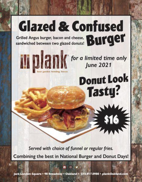 Dazed & Confused Burger